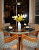 Knickerbocker chairs and table