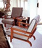 Santa barbara lounge chair